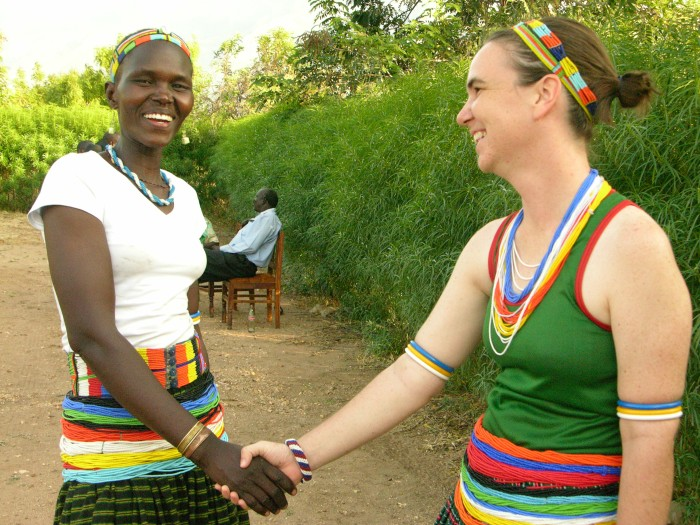 Esther Harder - Uganda Beads