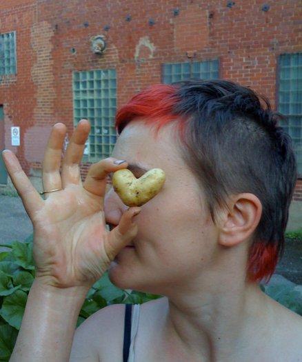 Natalya Pinchuck - Potato Eye