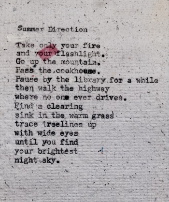 Nikita Summer Direction - by Kayla Berkey