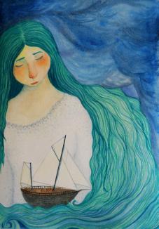 Kira Yeversky Art 2